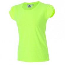 PERTH LADY Жен. футболка круглый вырез желтый флуоресцентный