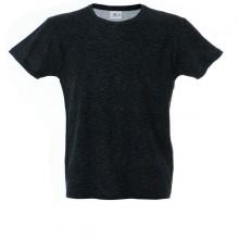 IBIZA MAN Муж. футболка круглый вырез, черный