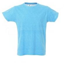 IBIZA MAN Муж. футболка круглый вырез, светло-голубой