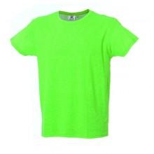 IBIZA MAN Муж. футболка круглый вырез, светло-зеленый