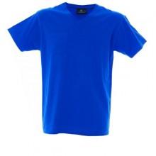 CUBA футболка V-вырез синий
