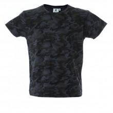 IBIZA MAN Муж. футболка круглый вырез, камуфляж серый