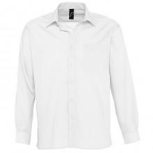 "Рубашка ""Baltimore"", белый, 65% полиэстер, 35% хлопок, 105г/м2"