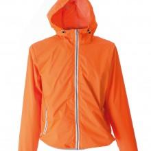 """Ветровка мужская """"Madeira Man"""", нейлон, оранжевый"""