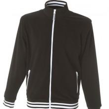 NORVEGIA Куртка флис, на молнии, черный