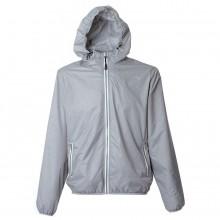 """Ветровка мужская """"Madeira Man"""", светло-серый, 100% полиэстер, 20D; подкладка: 100% полиэстер"""
