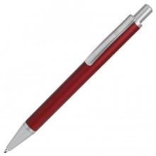 CLASSIC, ручка шариковая, красный/серебристый, металл