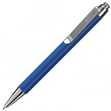BETA, ручка шариковая, синий/хром, металл