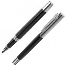 CRAFT, ручка-роллер, черный/хром, металл