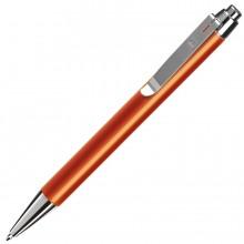 BETA, ручка шариковая, оранжевый/хром, металл