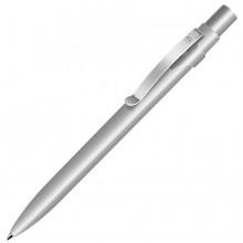 ALPHA, ручка шариковая, серебристый/хром, металл