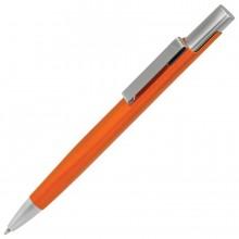 CODEX, ручка шариковая, оранжевый, металл