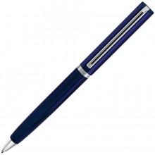 BULLET, ручка шариковая, синий/хром, металл