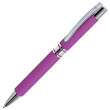CITRUS, ручка шариковая, розовый/хром, металл