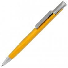 CODEX, ручка шариковая, желтый, металл