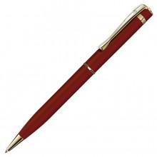 ADVISOR, ручка шариковая, красный/золотистый, металл