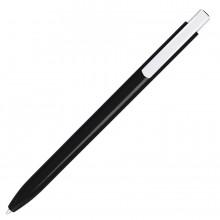 ELLE, ручка шариковая, черный/белый, пластик