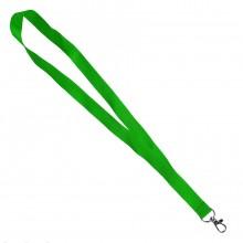 Ланъярд NECK, зеленый, полиэстер