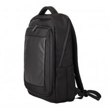 "Рюкзак ""Axel"", черный, 45х32х13 см, полиэстер"