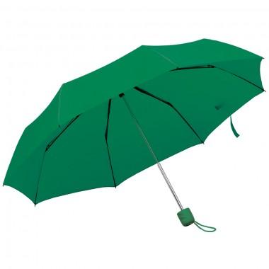 """Зонт складной """"Foldi"""", механический, зеленый"""