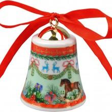 Новогодний колокольчик «Ретро»