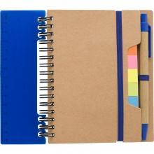 Блокнот с ручкой для заметок со стикерами V2991