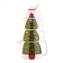 """Набор чайный """"Волшебное дерево"""""""