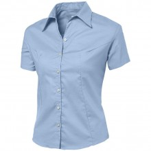 """Рубашка """"Aspen"""" женская с коротким рукавом"""