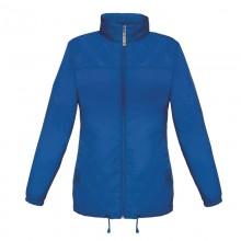 Ветровка женская Sirocco/women, ярко-синяя/royal blue