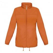 Ветровка женская Sirocco/women, оранжевая/orange