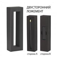 "Набор ручка ""Jupiter"" + флеш-карта ""Case"" 8 Гб в футляре, черный/золото"