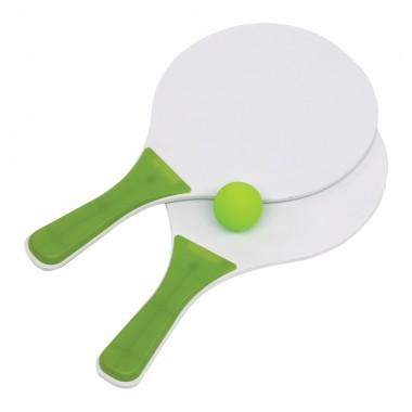 """Набор для игры в теннис """"Пинг-понг"""", зеленый"""