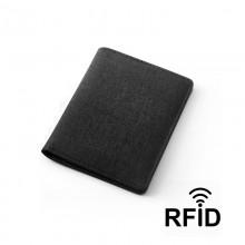 Обложка для паспорта и кредиток с RFID - защитой от считывания данных