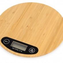 Бамбуковые кухонные весы Scale