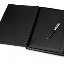 Набор: блокнот A4, ручка шариковая