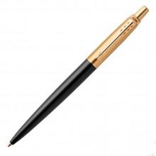 Ручка Parker шариковая «Jotter Luxe Bond Street Black GT»