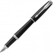 Ручка Parker перьевая «Urban London Cab Black CT F»