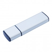 USB 2.0- флешка на 16 Гб Snow с колпачком