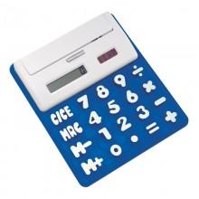 "Калькулятор ""Математик"" гибкий на солнечных батареях с хабом на 3 порта"