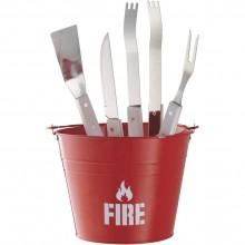 Набор для барбекю «Огонь»