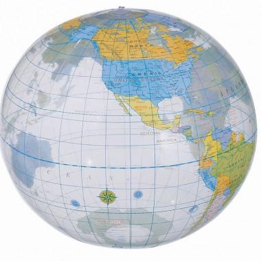 """Мяч надувной пляжный """"Globe"""""""