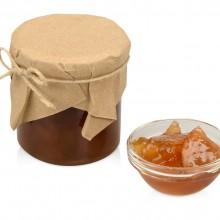 Варенье грушевое с яблоками и корицей в подарочной обертке