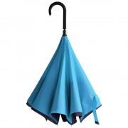 Зонт-трость Unit Style,сине-голубой